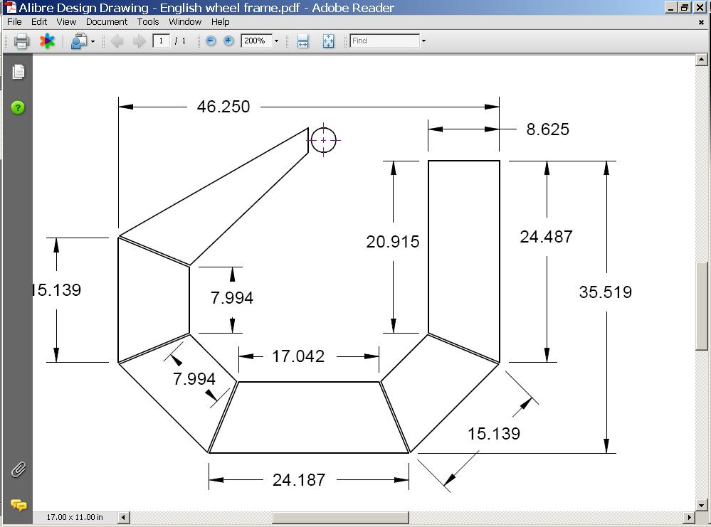 Euro spares tools sheet metal tools for Free metal project plans