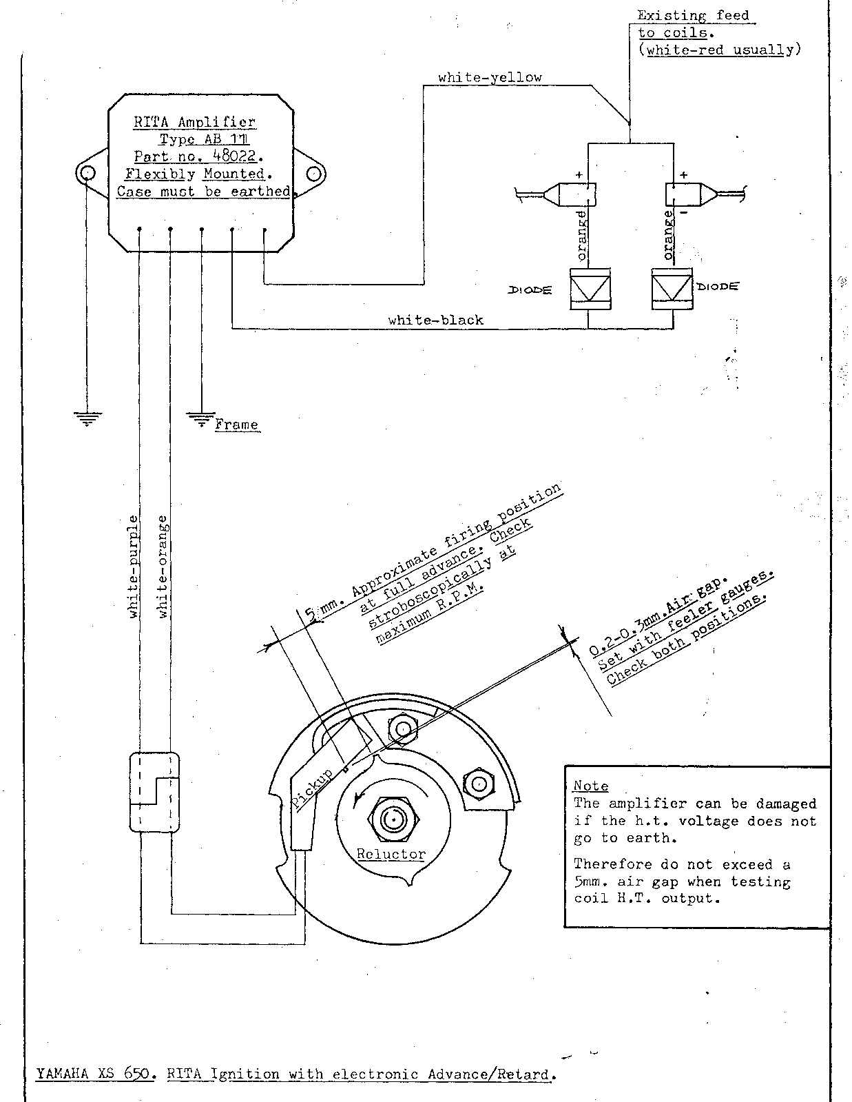 euro spares electronic components diagram for installing the lr143 rita ignition moto guzzi targa ab11 amplifier