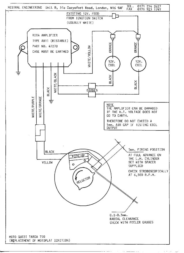 lr143b euro spares electronic components motoplat ignition wiring diagram at crackthecode.co