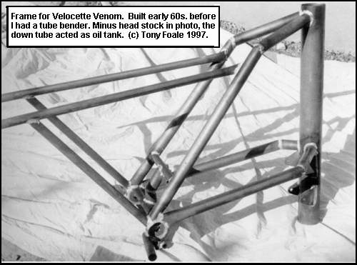 Fine Roux 50cc Replacement Metal Frame Agriculture & Forestry